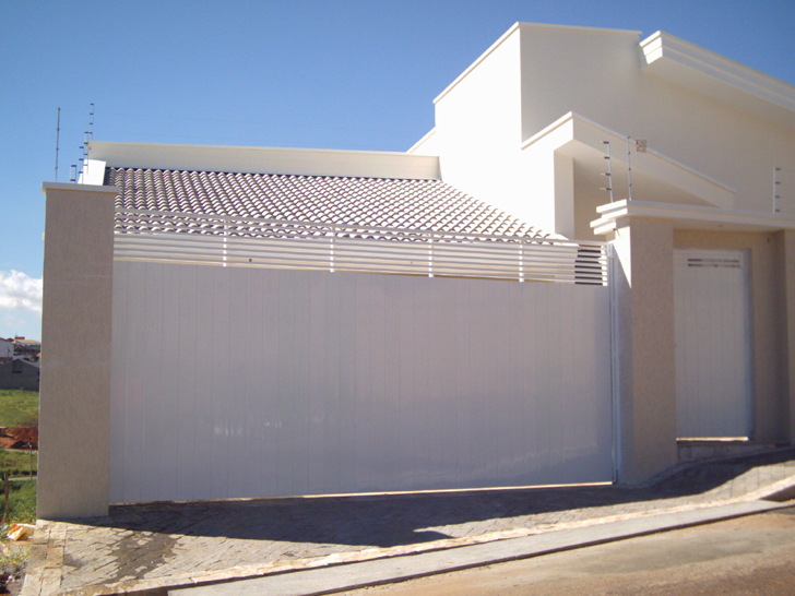portão residencial de ferro
