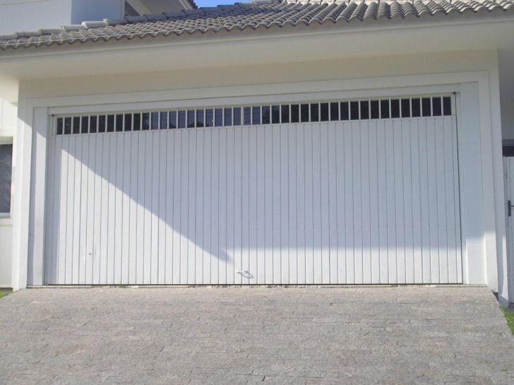 portão residencial fechado