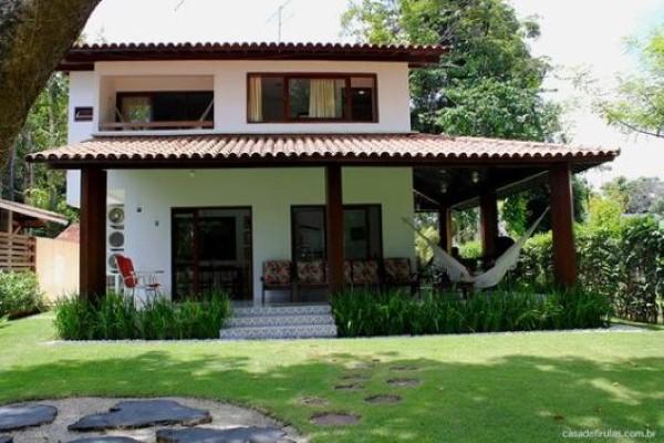 fachadas de casas pequenas e baratas
