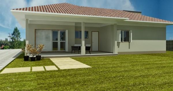 projetos e fachadas de casas pequenas