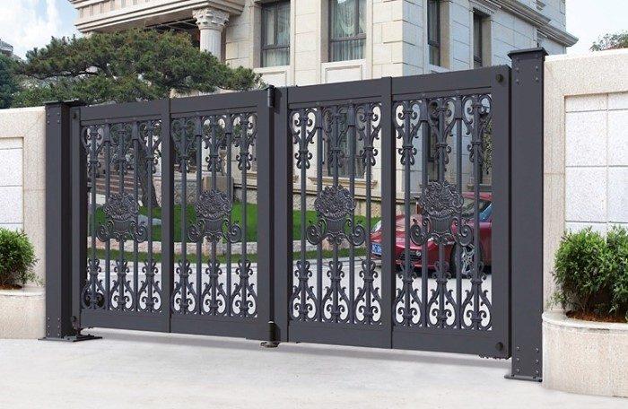 fotos de portão