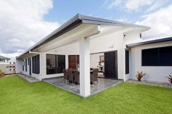 fachadas de casas populares simples