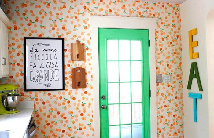 Pinturas de casas internas
