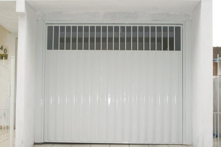 portão residencial com abertura