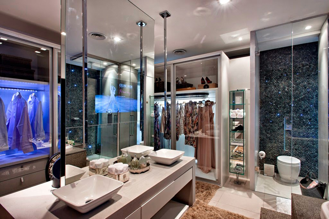 closet espelhado