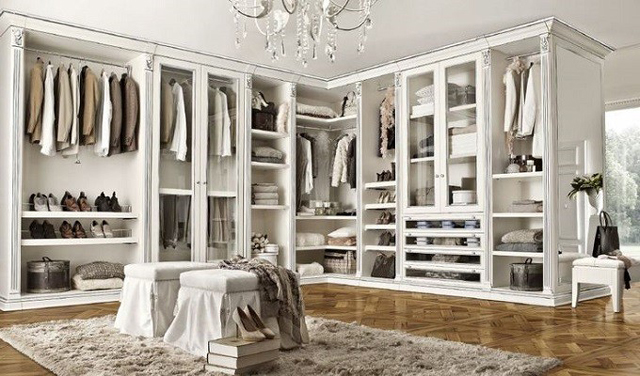 closet sem portas