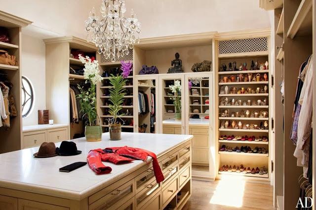 closet com balcão
