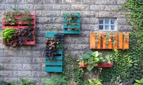 jardim vertical vazado