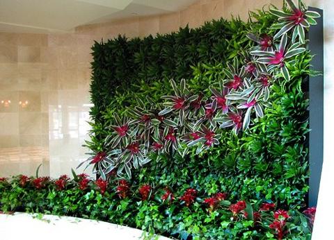 jardim vertical imenso