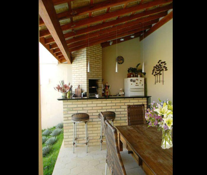 Decora 231 227 O E Projetos Varanda Gourmet R 250 Stica 25 Fotos