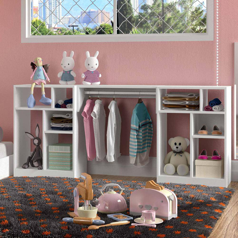 armário planejado montessoriano