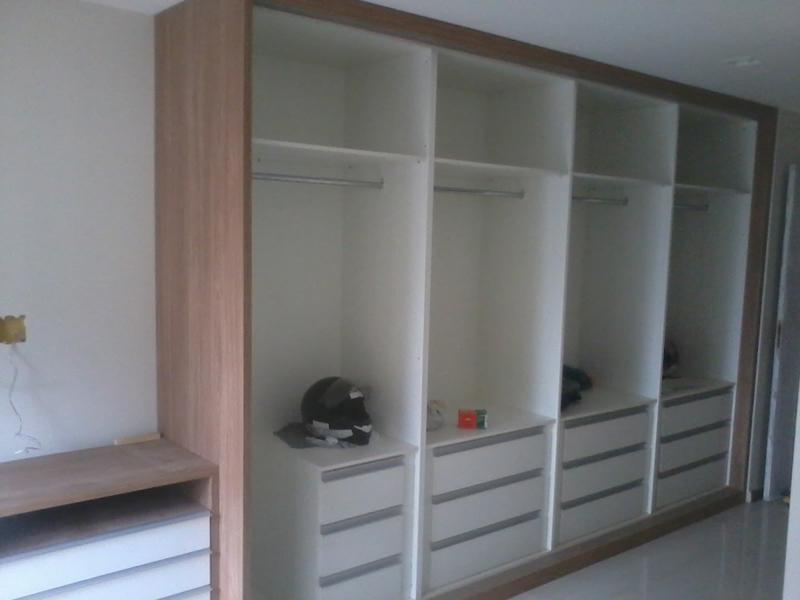 armário planejado simples
