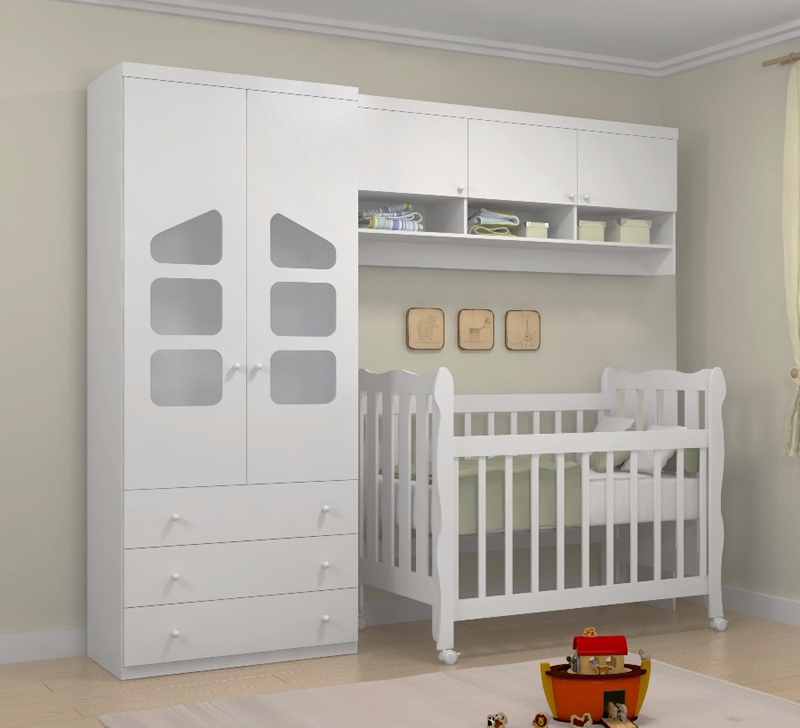 armário planejado bebe