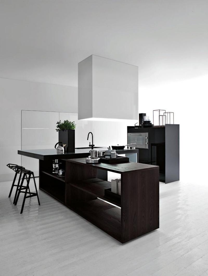 Cozinha Preta E Branca 30 Inspira Es
