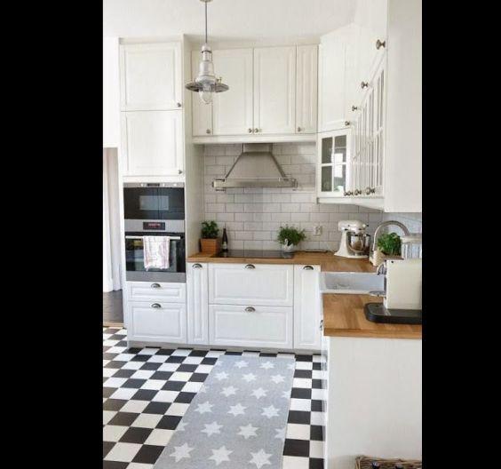 revestimento para parede de cozinha simples