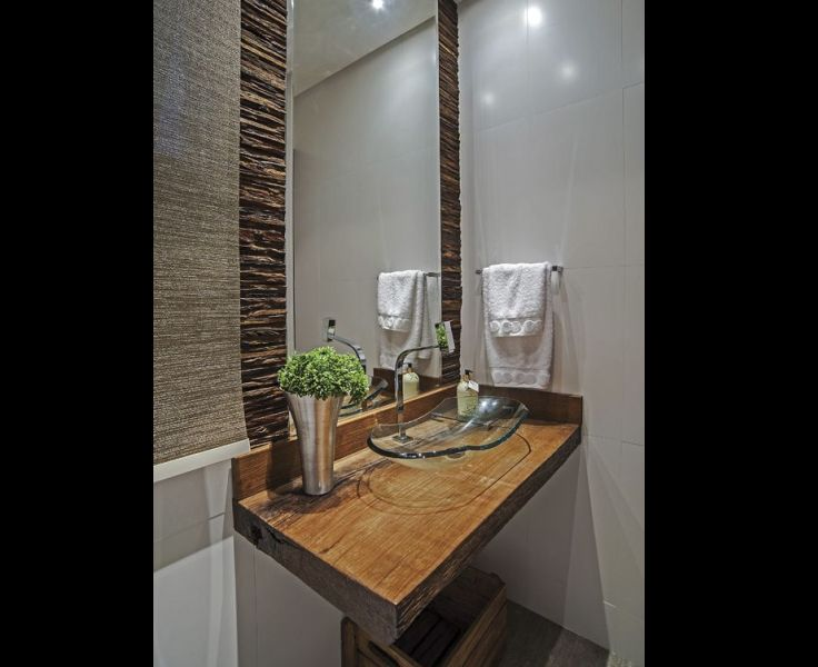 cuba para banheiro vidro