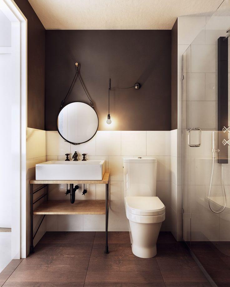 cuba para banheiro brilhante