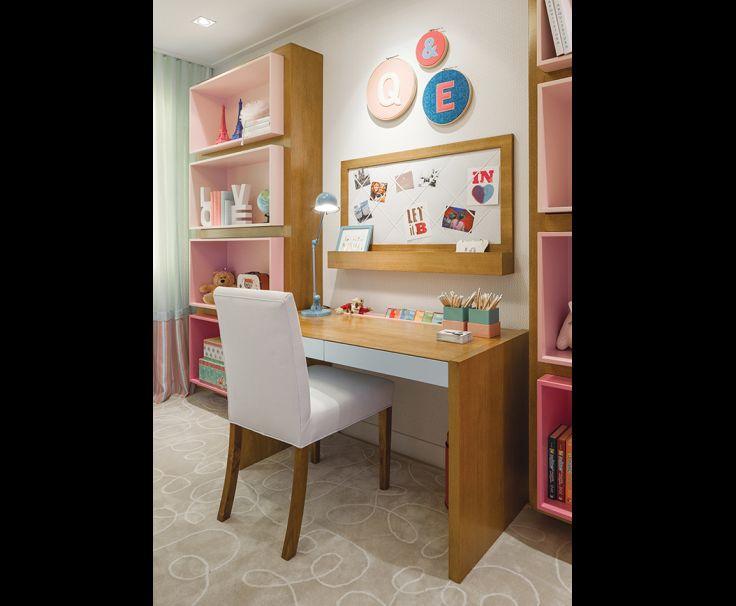 quarto de menina madeira