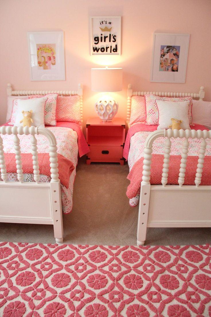 quarto de menina irmas