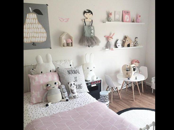 quarto de menina moderno