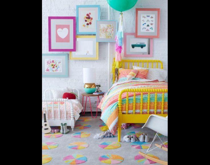 quarto de menina bonito