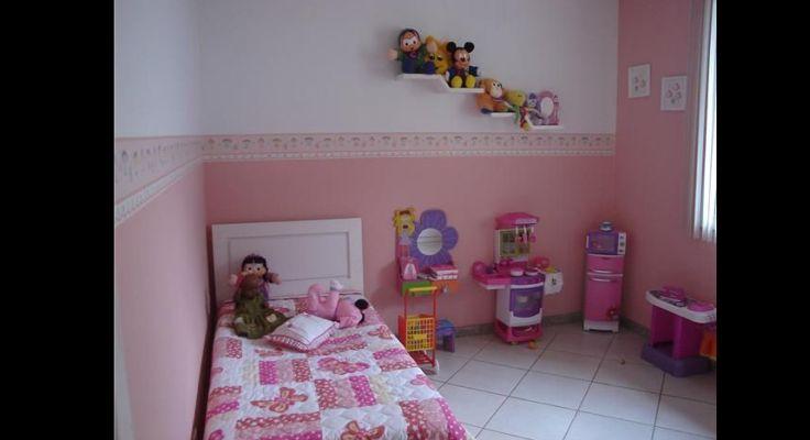 quarto de menina charmoso