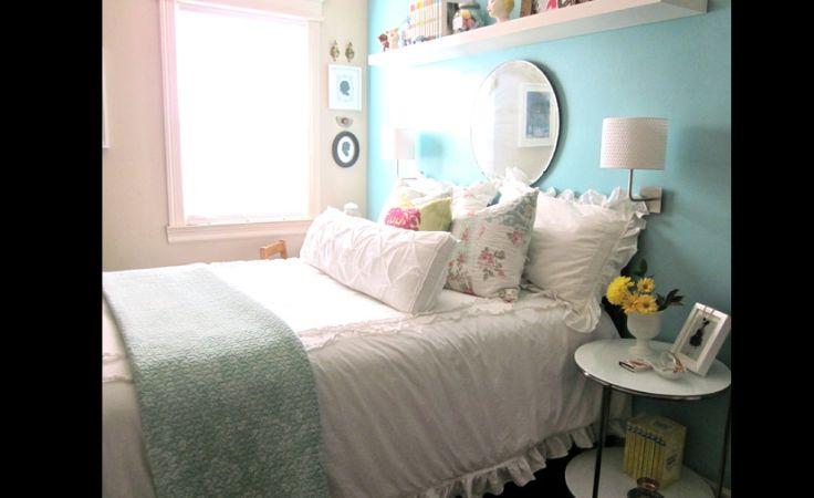 quarto de menina verde