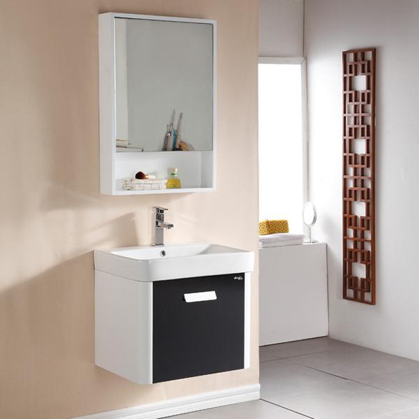 espelho de banheiro simples