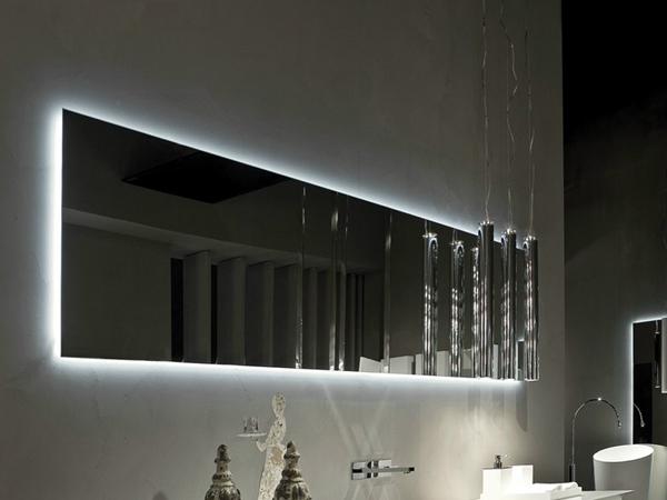 espelho de banheiro moderno