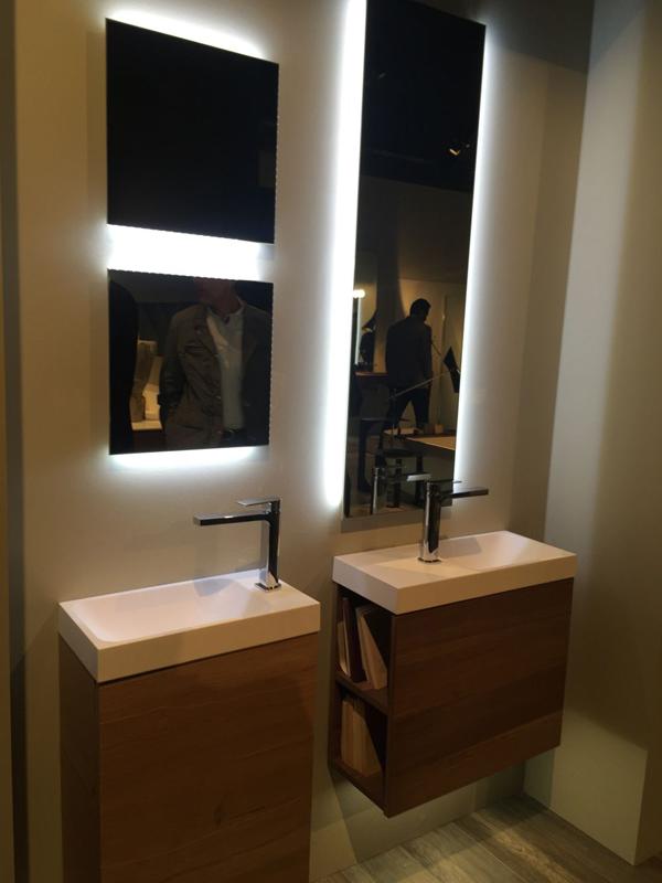 espelho de banheiro triplo
