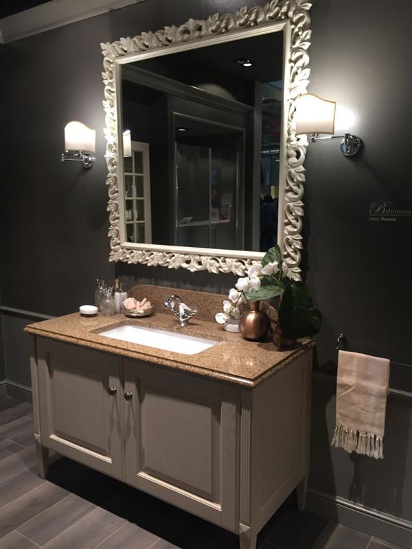 espelho de banheiro lindo