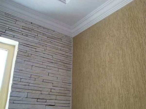 mix de textura de parede