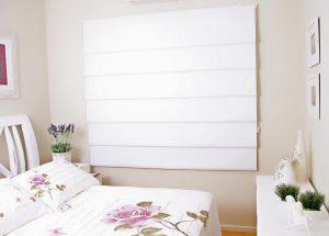 persiana de quarto larga