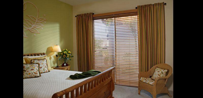 persiana de quarto grande
