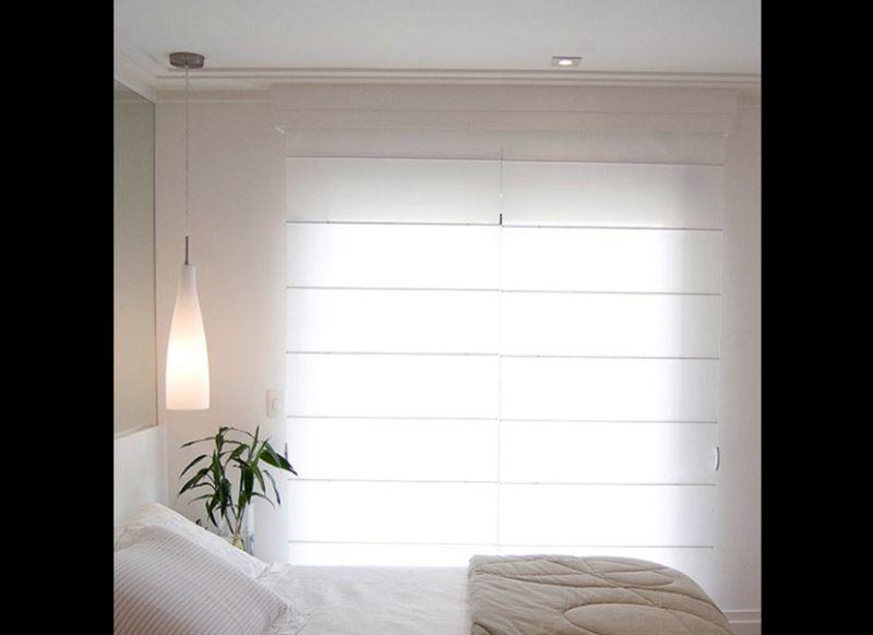 persiana de quarto fina