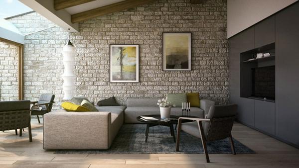 textura de parede tijolo