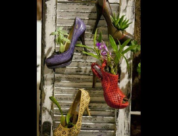 como fazer horta vertical