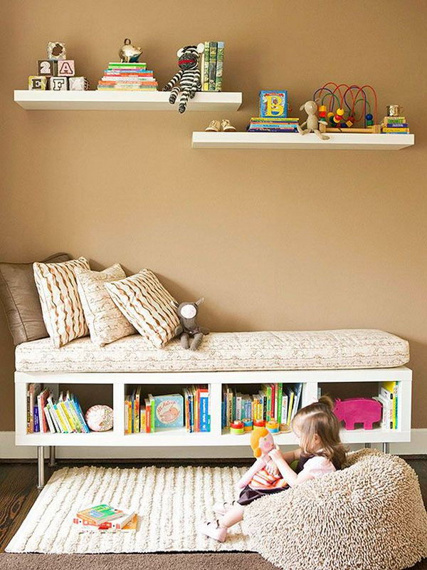 canto da leitura cama