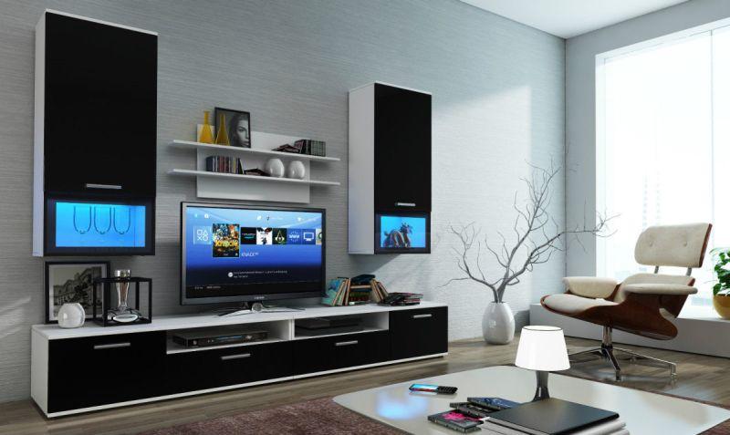 cor para sala tv