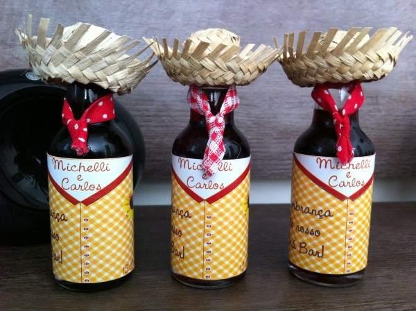 como fazer decoração com garrafas de cerveja