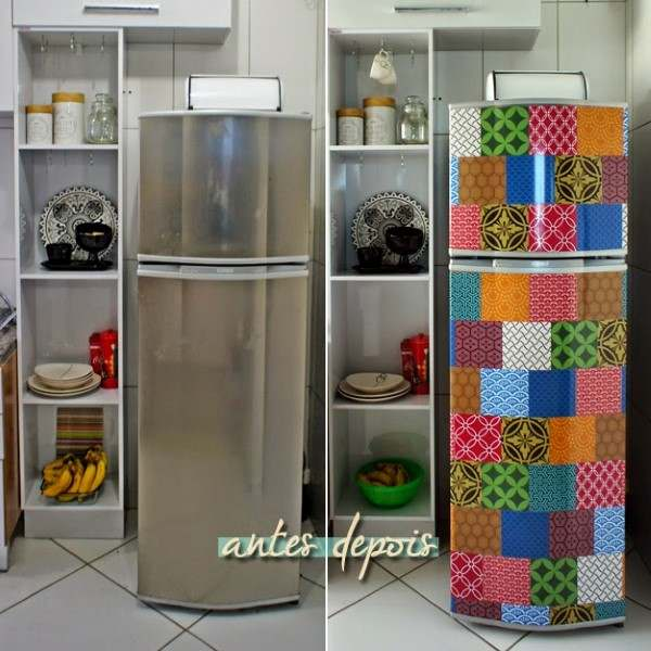 envelopamento de geladeira o que é