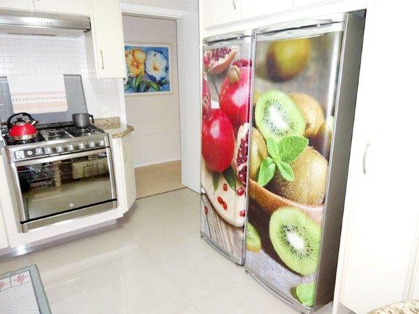 envelopamento frutas