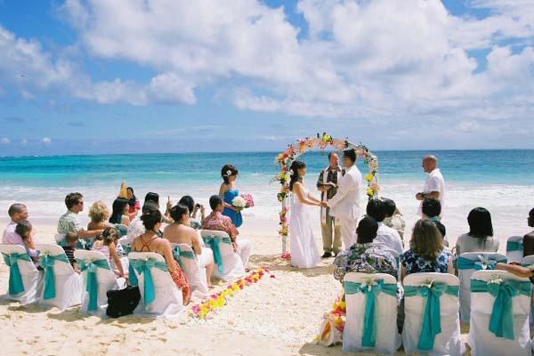 Casamento para poucos convidados