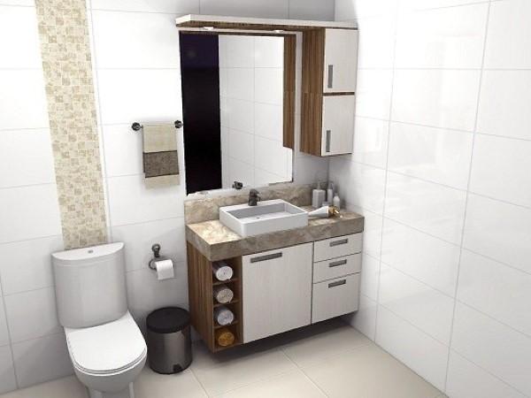 armário para banheiros pequenos
