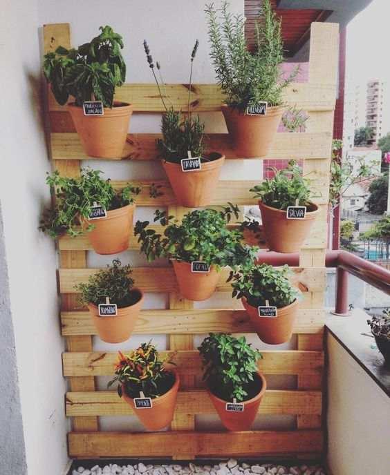 decoração de varandas
