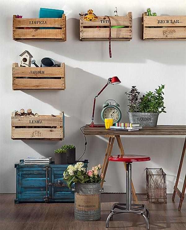 como decorar casa gastando pouco