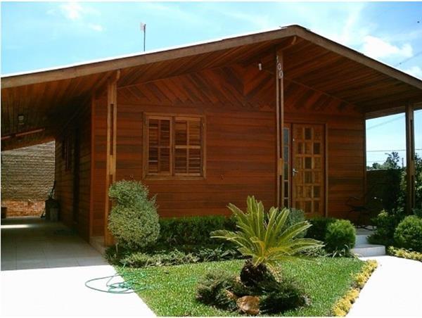 casas de madeira pequenas