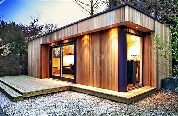 fotos de casas de madeira