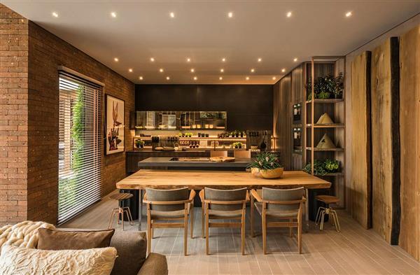 foto de cozinha gourmet