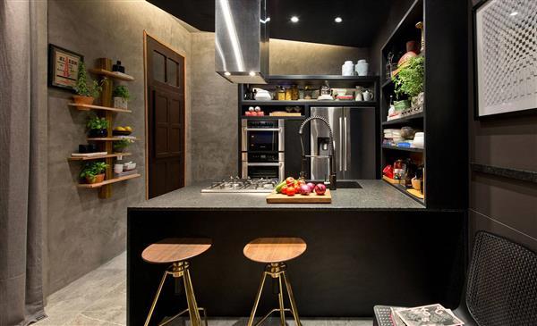 ideias para cozinha gourmet